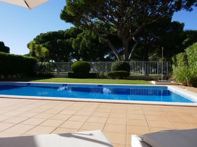 Lovely large 10 x 5m pool