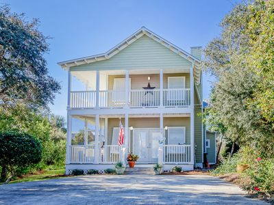 Photo for Spectacular Beach House-Gulf Views-Free WIFI-$220.00 Credit to Live Well 30A