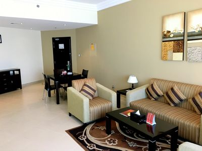Photo for High-End 1BR Apt. Near Mall of The Emirates