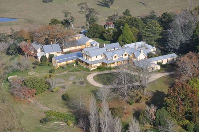 Hillview aerial shot