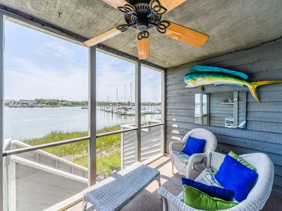 Photo for MARINERS CAY - DOLPHIN WATCH - RIVERFRONT, POOL, TENNIS, GRILL