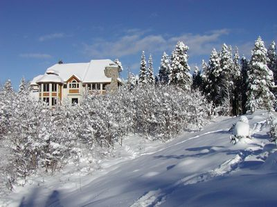 Photo for Ski-In/Ski-Out 8000 Sq Ft Luxury Home SPECIAL OFFERS!