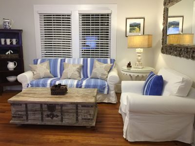 Photo for Charming 2 BR Cottage - Walk to Marta - Sleeps 3