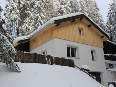 Photo for Family friendly holiday home for up to 8 people, directly in the ski area
