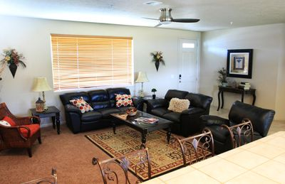 Photo for Ground Floor 2 BD Condo - Walk-Out To The Pool!