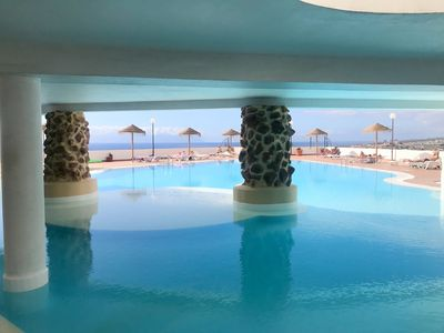 Photo for SPECIAL OFFER Lovely studio with ocean view in Costa Adeje