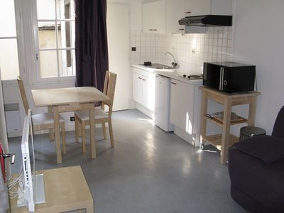 Photo for 1BR Studio Vacation Rental in La Rochelle, Nouvelle-Aquitaine