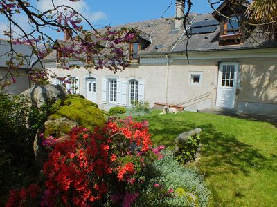 Photo for Bed and breakfast at the farm, Lourdes Pyrénées, ANOUSTA