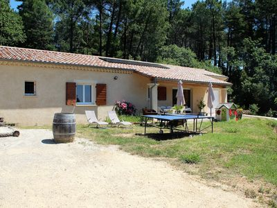 Photo for Detached house of 130 m2 in Joyeuse Ardèche