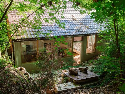 Photo for Full relax romantic cottage in the Danube bend