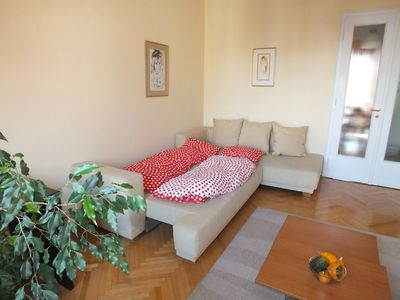 Photo for Cosy apartment by Buda Castle