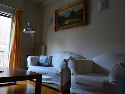 Photo for Beautiful apartment in Exarcheia
