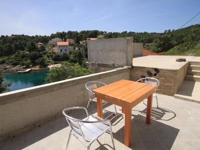 Photo for Studio flat near beach Basina (Hvar)