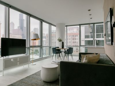 Photo for Sonder | Essex on the Park | Alluring 2BR + View
