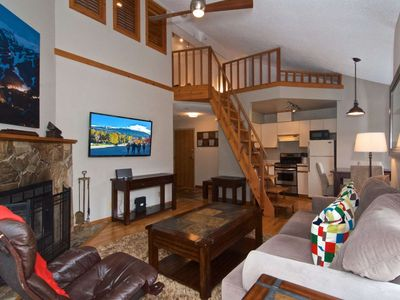 Photo for Experience Rustic Charm with this WHISTLER CHALET steps to CREEKSIDE GONDOLA