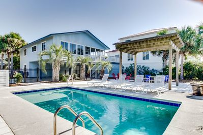 Private Pool  - Private Pool w/ Ample Space for Entertaining or a Little R & R