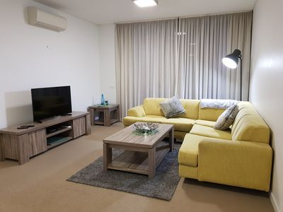 Modern Woden Apartment sleeps 3