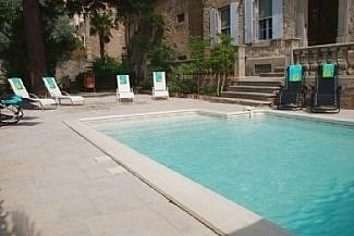 Your own private simming pool. Heated and a range of inflatables available.