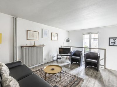 Photo for Calm and Cosy triplex on the Invalides