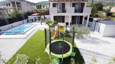 Photo for Holiday house Kaštel Novi for 1 - 8 persons with 3 bedrooms - Holiday house