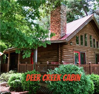 Delightful Deer Creek Cabin! Come stay awhile!