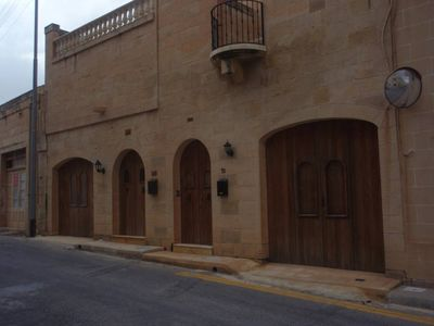 Photo for Rent in GOZO island of MALTA 73 B ta saguna SANNAT