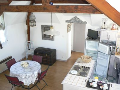 Photo for Charming apartment of 54 m2