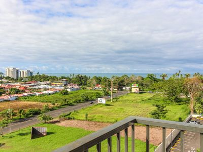 Photo for Upscale, dog-friendly condo with ocean views and resort amenities