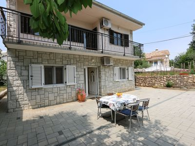 Photo for Apartment Klara (56031-A1) - Silo - island Krk