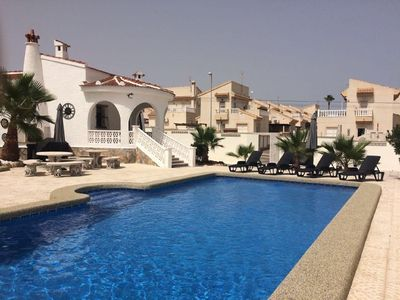 Photo for LUXURY FOR 10 IN QUESADA COSTA BLANCA