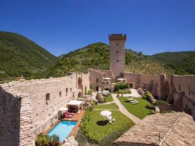 Photo for Tower rental in Umbria