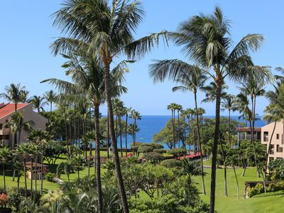 Photo for KAMAOLE SANDS #5-414: 2 BD 2 BA WITH STUNNING OCEAN VIEW, A/C, SLEEPS 6