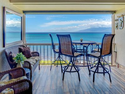 Photo for Great Oceanfront -  Completely Remodeled with AC - Stunning views!  Free Parking and WiFi