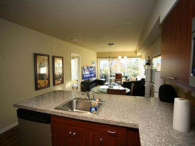 Photo for Waterfront Ferry Condos 1BD/1BA 4 with Waterview F