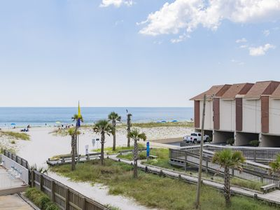Photo for *New Rental*Amazing Deals! Affordable, comfy, beach front in Gulf Shores!