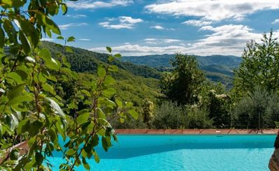 Photo for Il Paradiso Assisi, private villa with pool - Private holiday villa with pool in the nature reserve