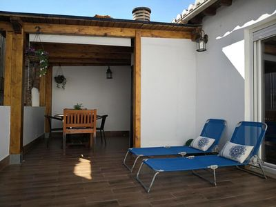 Photo for Homerez last minute deal - Beautiful apt in Granada and Wifi