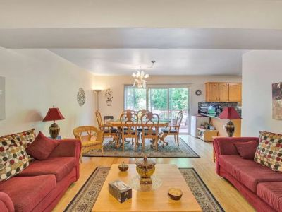 Photo for LAKE FRONT,4 Bedroom House-Near UVA & Downtown