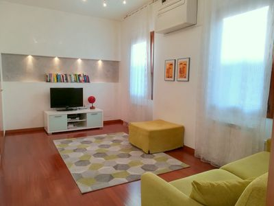 """Photo for A completely new flat, within easy walking distance of St. Mark's Square, next to the main """"La Biennale"""" exhibition centres."""