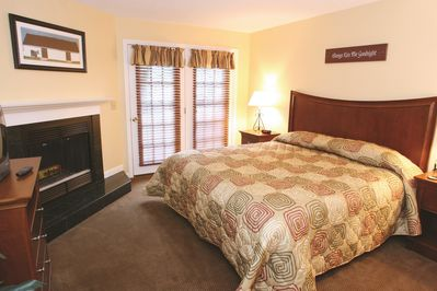 Crotched Mountain Resort bedroom