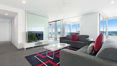 Photo for Private 3 Bed Ocean View in Q Surfers Paradise
