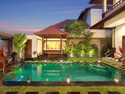 Photo for 2 Bedroom Spacious Pool Villa, 8 Person - 5 Minute To Beach