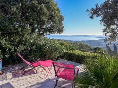 Photo for Apartment DOMAINE VARAZUR in Les Issambres - 4 persons, 1 bedrooms