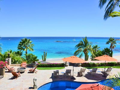 Photo for Newly Listed!! March Discounts!! Spacious Modern Spanish Beachfront Home with Beautiful Views, Sleep