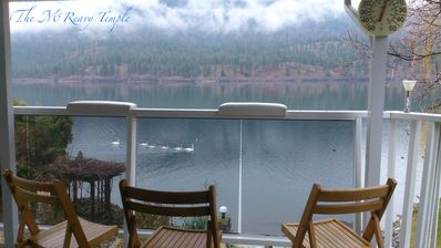 Photo for Beautiful Lake Front Home in Amazing Wine Country!