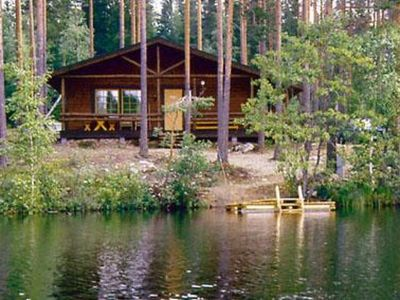 Photo for Vacation home Aaretti in Padasjoki - 4 persons, 2 bedrooms
