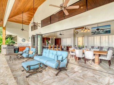 Photo for Luxury home w/ private infinity pool & incredible views - near the beach!