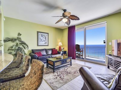 Photo for Luxury Splash condo on the popular WEST End of Panama City Beach~BOOK NOW!