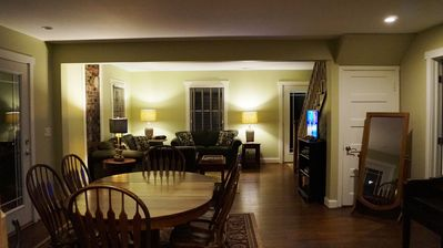 Dining/living room area