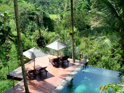 Photo for Beautiful Villa for a Romantic Honeymoon or Family Getaway in Ubud, Bali.